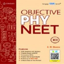 Objective Phy NEET: Class XII Books