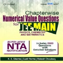 Chapterwise Numerical Value Questions for JEE Main books