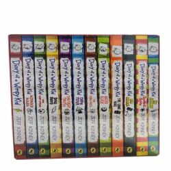 Diary of a Wimpy Kid Box Set - Books 1-12 books
