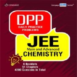 Daily Practice Problems JEE Main and Advanced Chemistry books