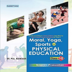 Nootan Moral,Sports & Physical Education-10 Books