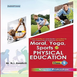 Nootan Moral,Sports & Physical Education-9 Books