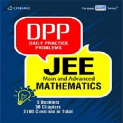 Daily Practice Problems JEE Main and Advanced Mathematics books