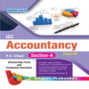 ISC Accountancy XII ( Part-A ) books