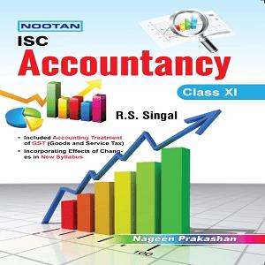 ISC Accountancy – XI
