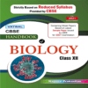Biology Handbook for Class 12th – CBSE Board – For 2021 Board Exams Books