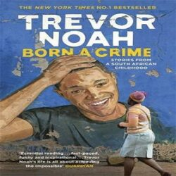 Born A Crime books