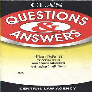 CLA's Question & Answers Contract 2 [Hindi]