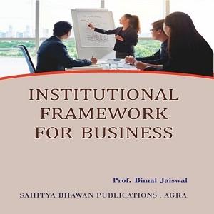 Institutional Framework for Business