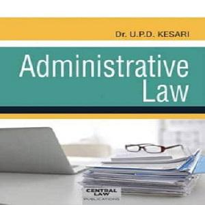 Administrative Law [2018] 2nd Edition