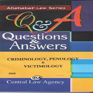 CLA's Question & Answer on Criminology Penology and Victimology [English]