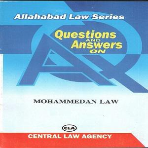 CLA's Question & Answer on Mohammedan Law [English]
