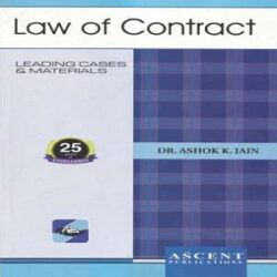 law of Contract books