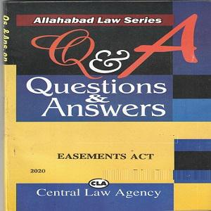 CLA's Question & Answer on Easement Act [English]