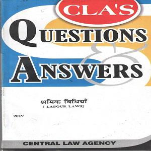 CLA's Question & Answers Labour Laws [Hindi]