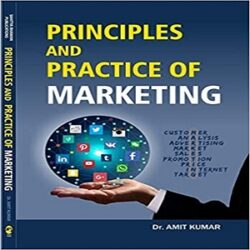 Principle and Practise of marketing books