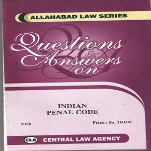 CLA's Question & Answer on Indian Penal Code [English]