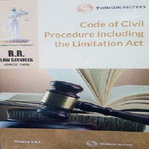 Code of Civil Procedure Including the Limitation Act [2020]