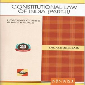 Ascent's Constitutional Law of India-II [5th Edition]