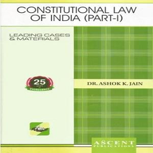 Ascent's Constitutional Law-I [2021]