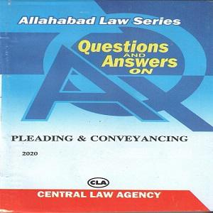 CLA's Question & Answer on Pleading and Coveyancing