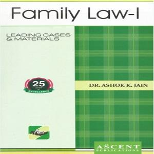 Ascent's Family Law -1 [2021]