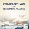 Company-Law-and-Secretarial-Practice books