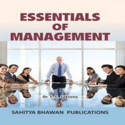 Essential-of-Management books