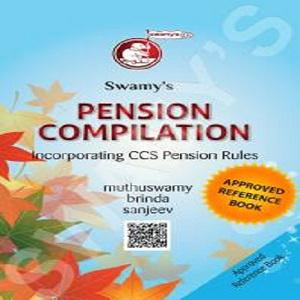 Swamy's CCS (Pension) Rules-[2020]