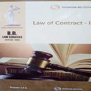 Q&A on Law of Contract-I