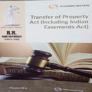 Q&A on Transfer of Property Act (Including Indian Easements Act)