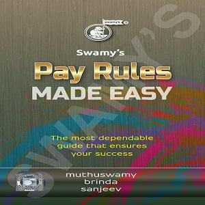 Swamy's Pay Rules Made Easy