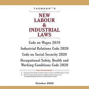 Taxmann's New Labour & Industrial Laws