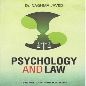 Psychology and Law By Naghma Javed