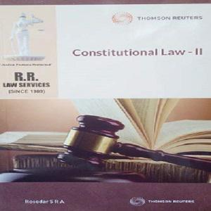 Q&A on Constitutional Law-II