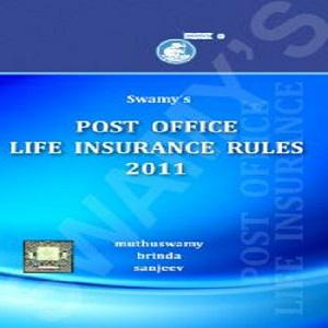 Swamy's Post office life insurance rules