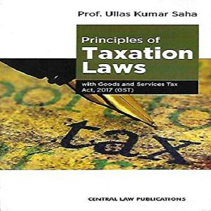 Principles of Taxation Laws
