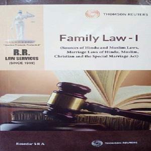 Q&A on Family Law-I