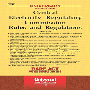 Universal's Central Electricity Regulatory Commission Rules And Regulations