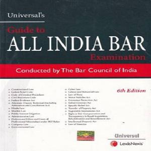 Universal's Guide to All India Bar Examination