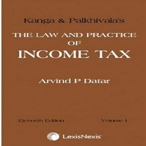 The Law & Practice of Income Tax (Set of 2 Vols.)