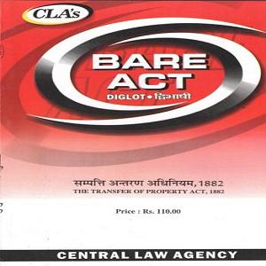 The Transfer of Property Act,1882 (Bare Act) 2021