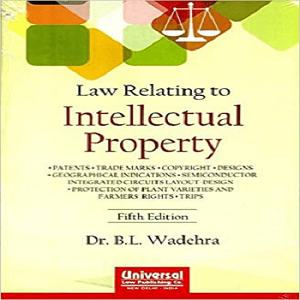 Universal's Law Relating to Intellectual Property