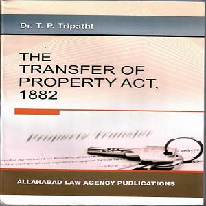 Transfer of Property Act 1882