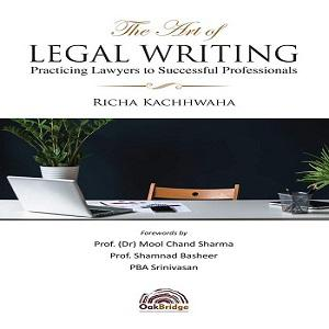The Art of Legal Writing Practicing Lawyers to Successful Professionals