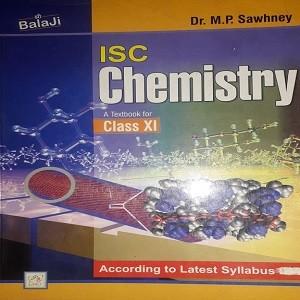 Balaji Isc Chemistry 11