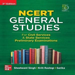 NCERT General Studies – For Civil Services