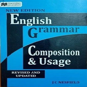 English Grammar Composition and Usage